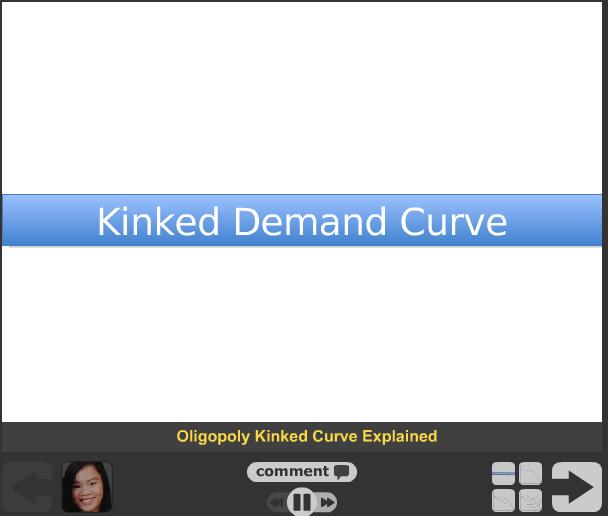 kinked demand curve explained